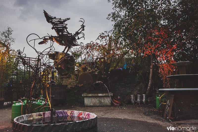 Festival Robodonien, robot art à Cologne