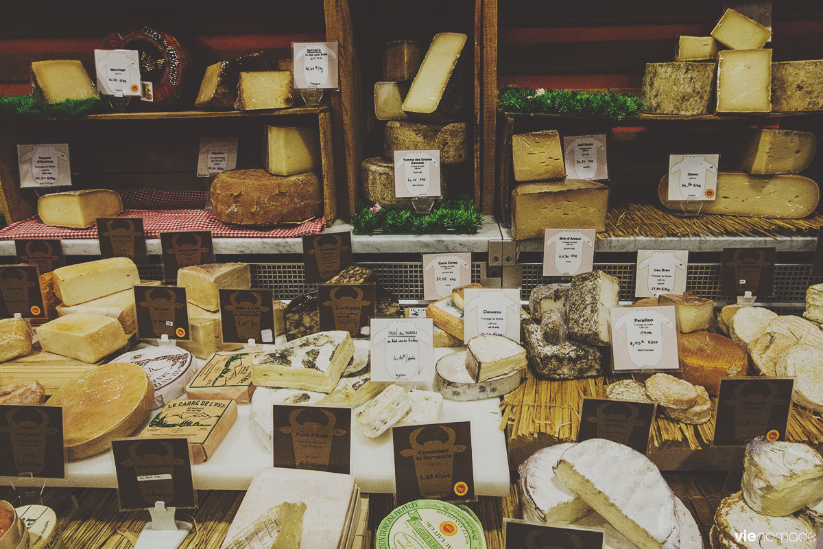 Fromagerie Nivesse à Clermont-Ferrand