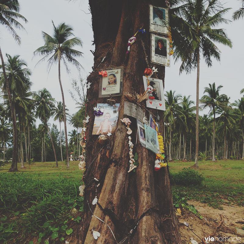 Mémorial pour le tsunami, Khao Lak