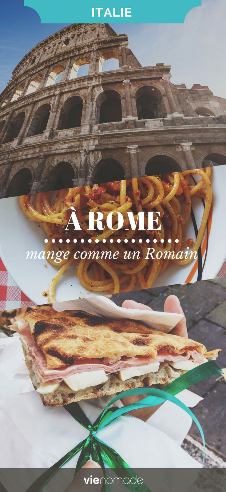 Manger à Rome