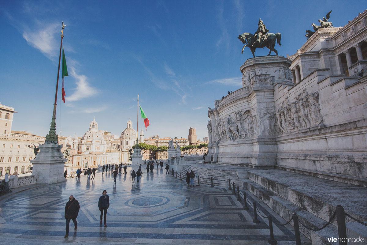 Milite Ignoto à Rome