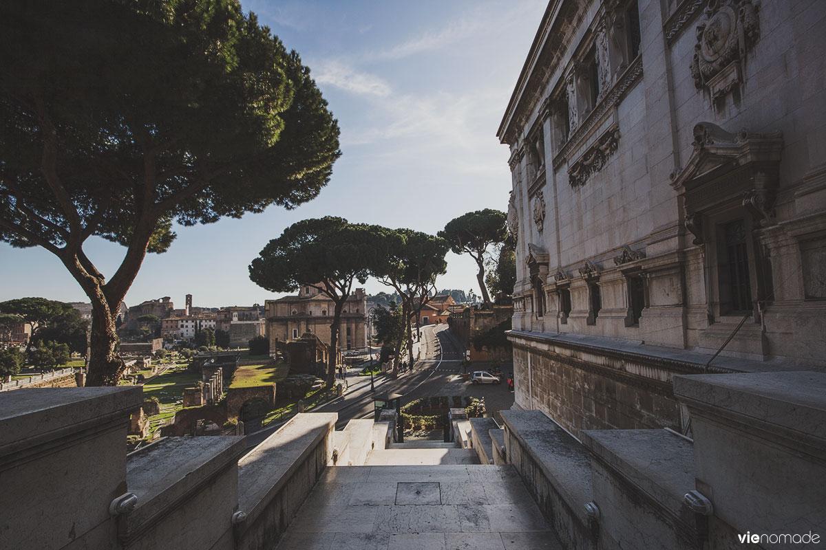 Tombe du soldat inconnu à Rome