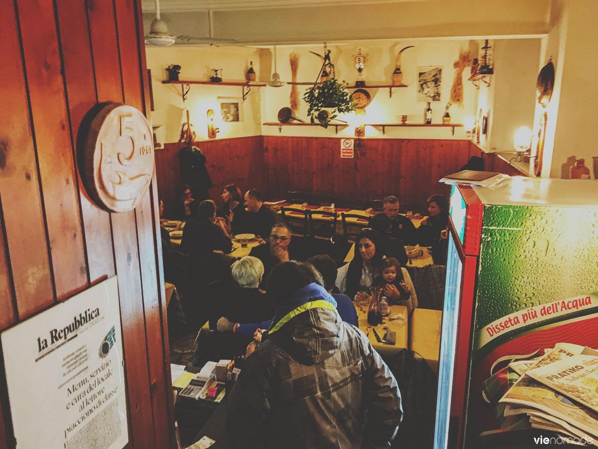 La Nuova Cantinetta, trattoria restaurant à Rome