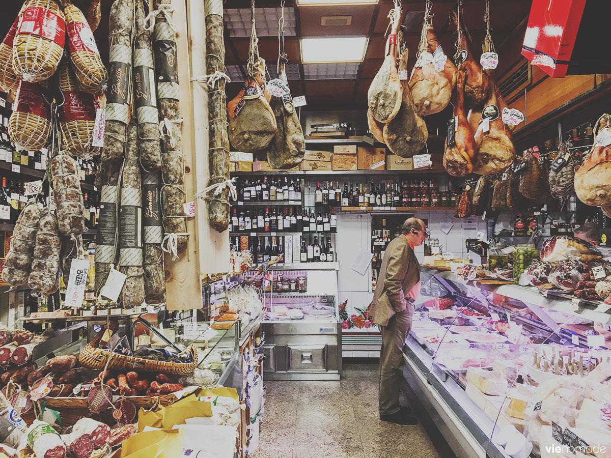 Volpetti, épicerie fine à Rome