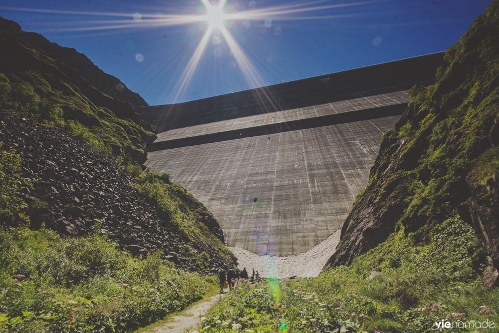 Barrage de la Grande Dixence