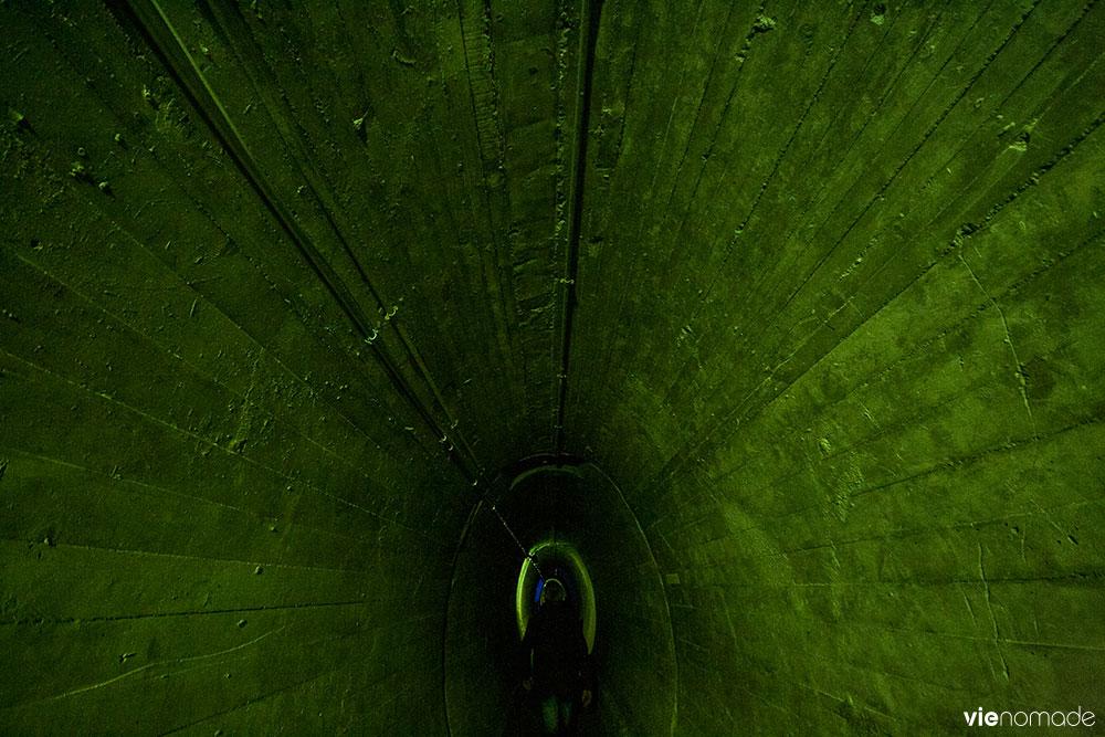 Tunnels de la Grande Dixence
