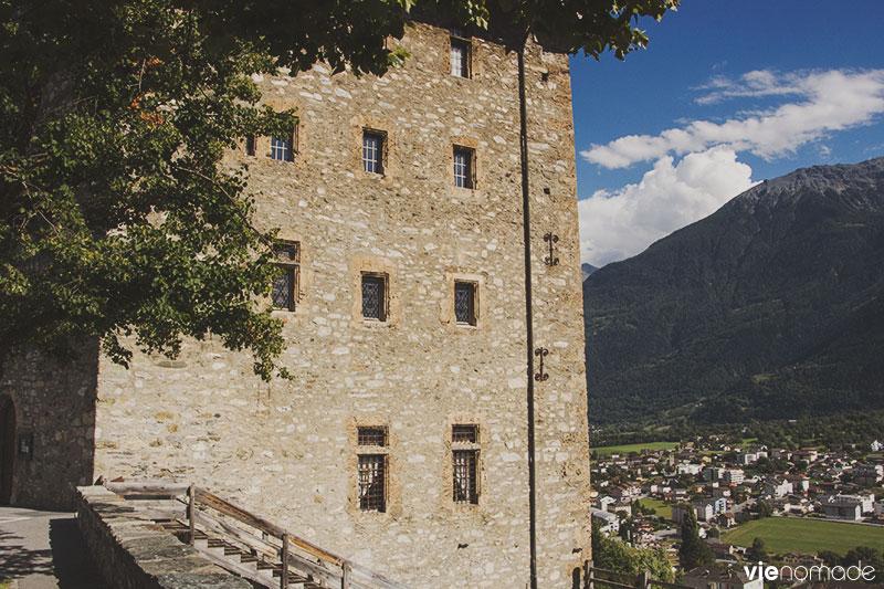 Château de Loèche