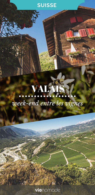 Que faire et que voir en Valais, Suisse