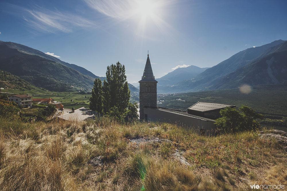 Village de Varen, Haut-Valais