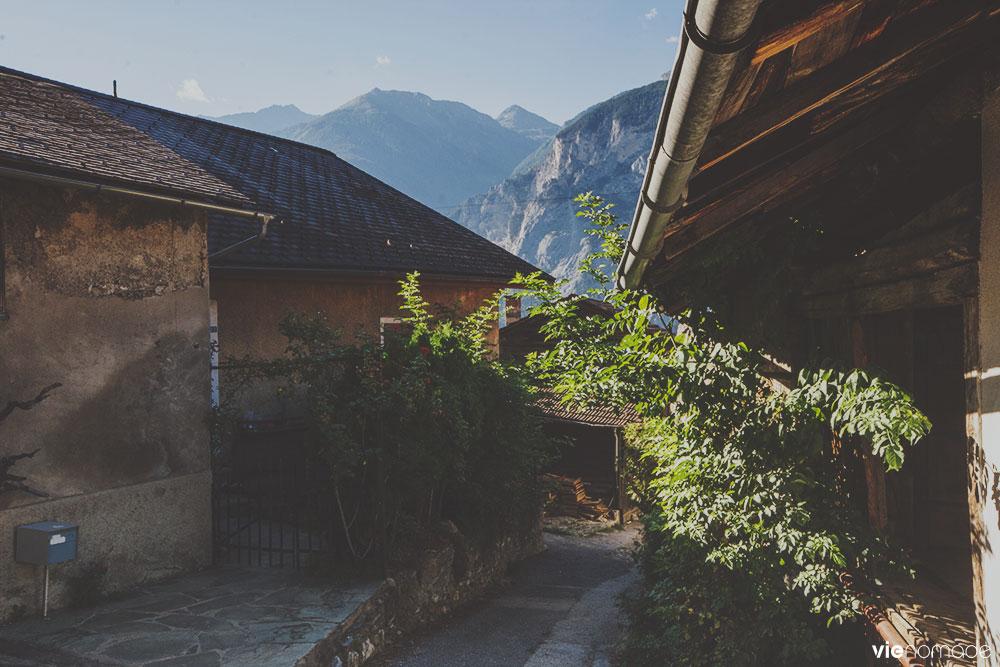 Village de Varonne, Haut-Valais
