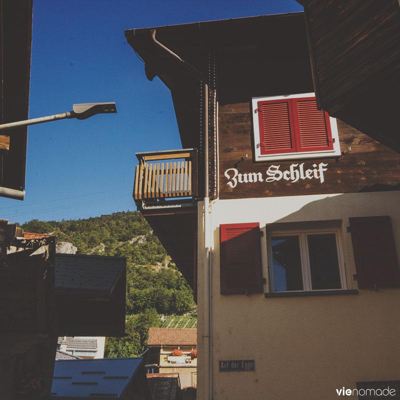 Bed & Breakfast Zum Schleif à Varen
