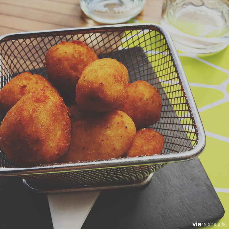 Manger à Gran Tarajal