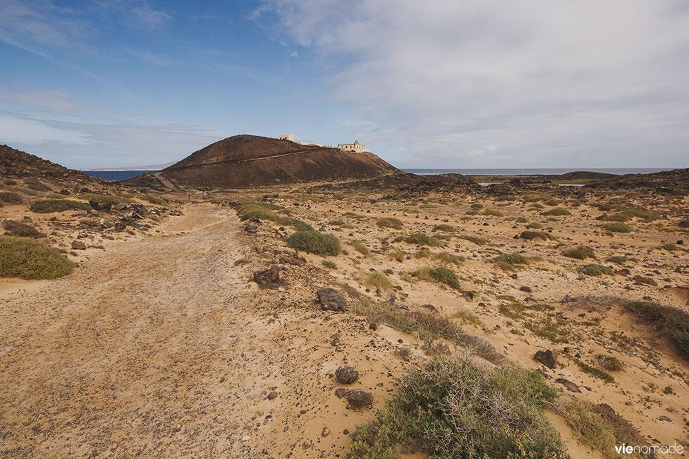 Phare de l'Isla Lobos, Fuerteventura