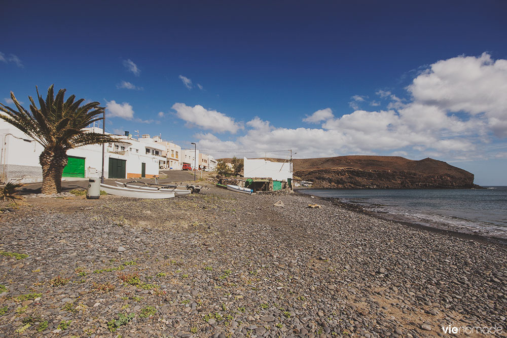 La Lajita, village de Fuerteventura
