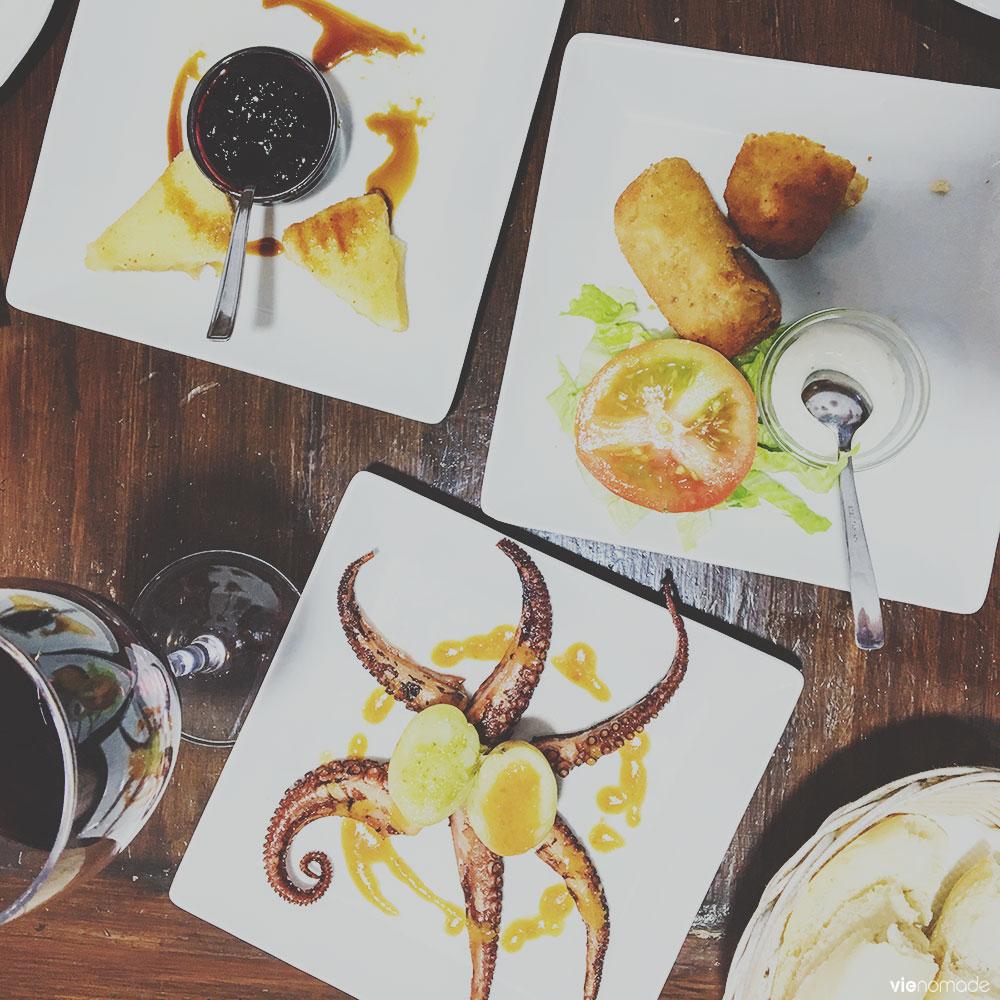 Manger à Lajares: Los Piratas, Casa Martin