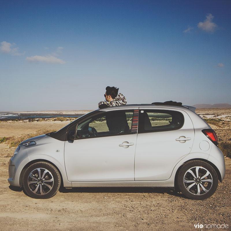 Louer une voiture à Fuerteventura