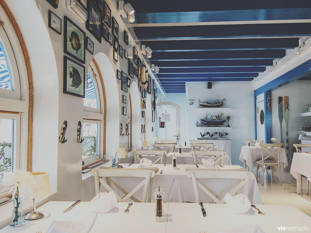 Restaurant Rompeolas à Corralejo
