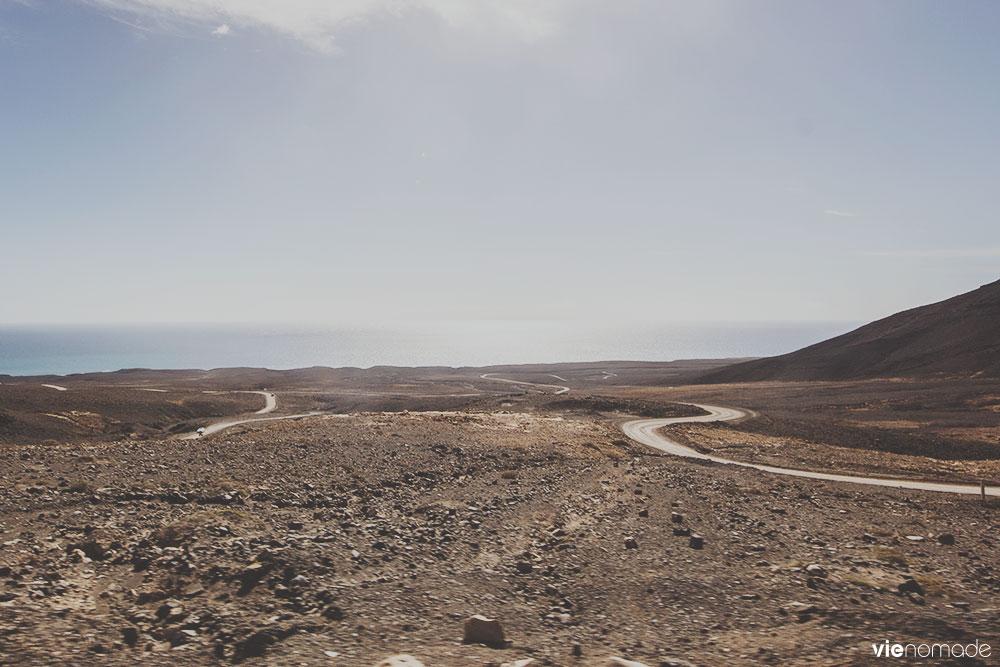 Road trip Fuerteventura, route de Morro Jable à Cofete