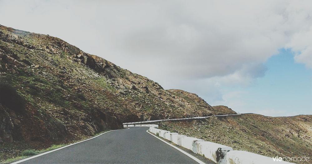 Road trip à Fuerteventura, vers Betancuria