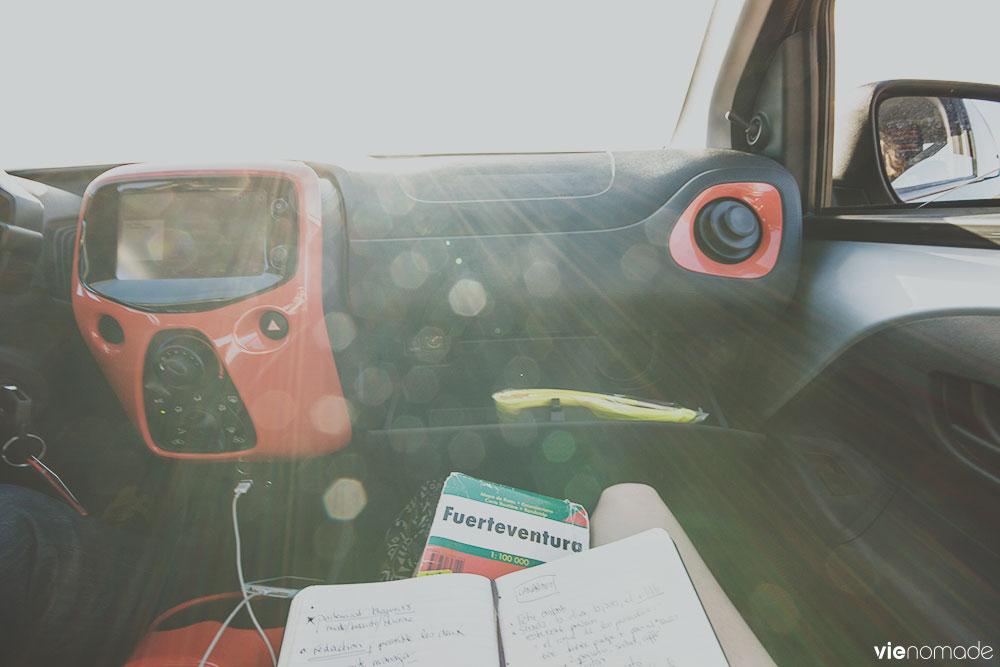 Road trip à Fuerteventura