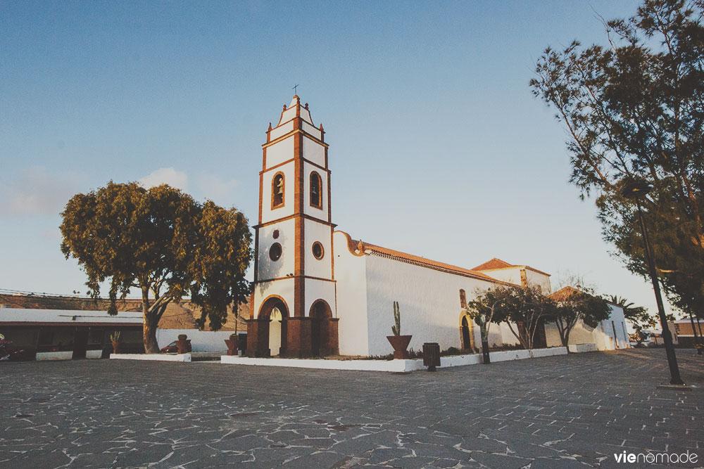 église de Saint-Dominique (Santo Domingo de Guzmán) à Tetir