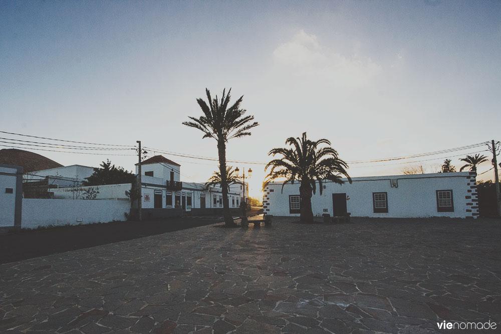 Place Juan Rodríguez à Tetir