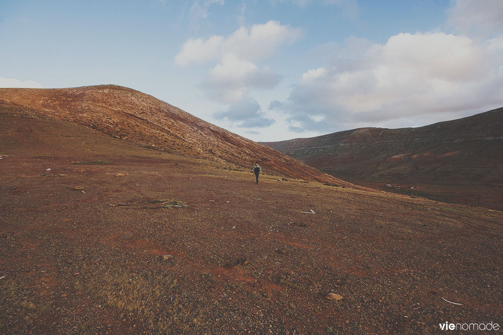 Montagne Temejereque à Tetir