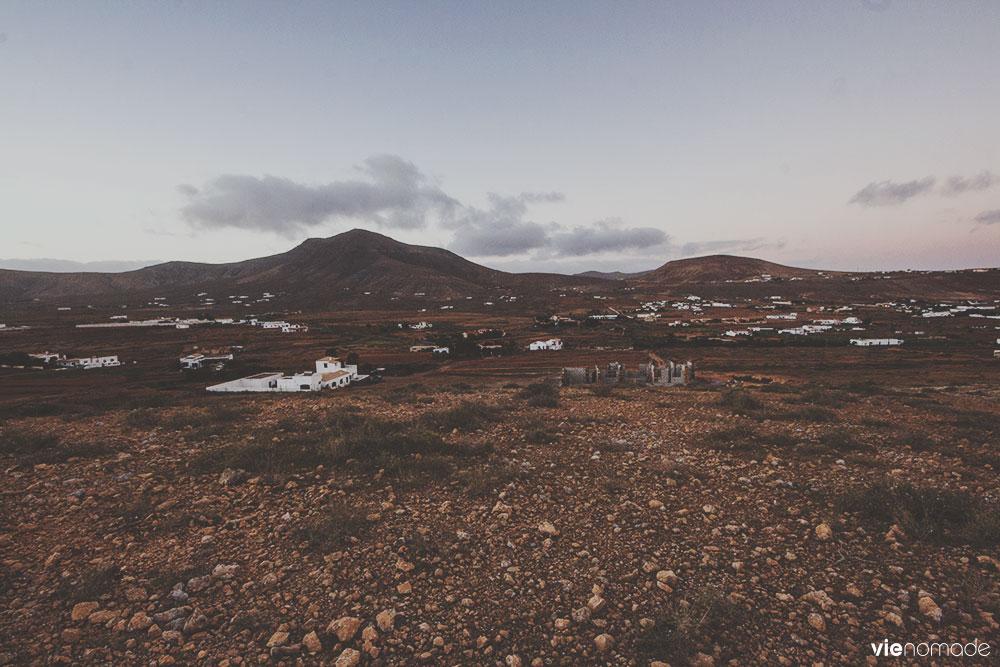 Village de Tetir à Fuerteventura