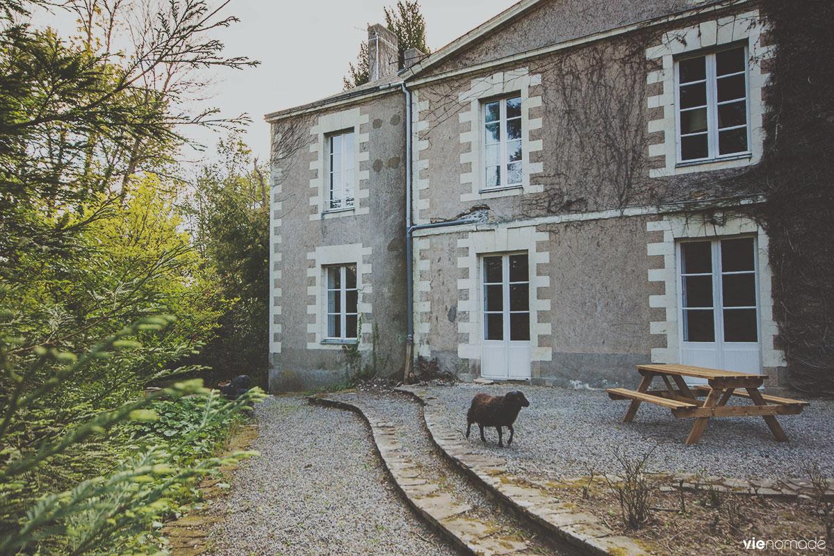 Logement insolite à Nantes: La Guilbaudière
