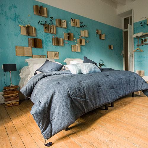 Dormir à Nantes: La Guilbaudière, maison d'hôtes insolite