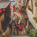Visiter Jiufen et Houtong à Taïwan