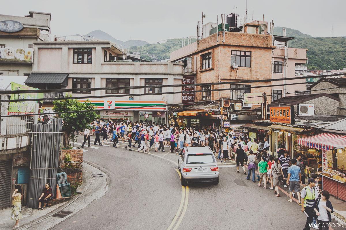 Jiufen, Taïwan