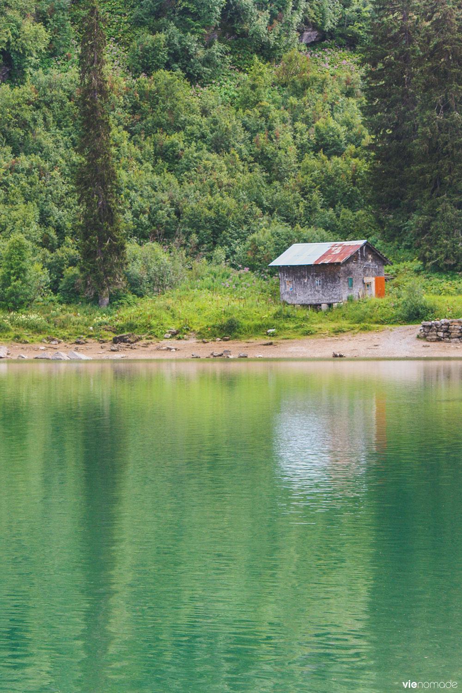 Lac de Chavonnaz, randonnée en Suisse