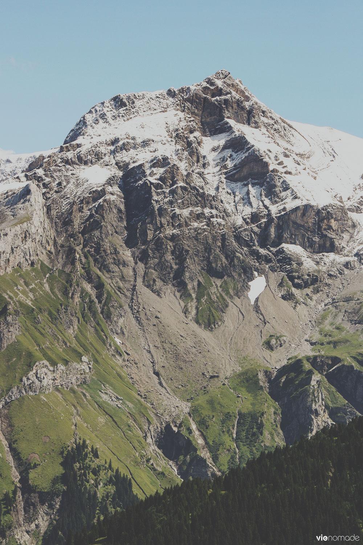 Randonnée au Col de la Croix