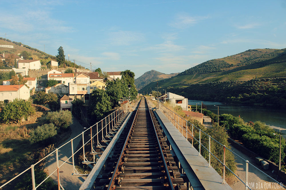 Train historique du Douro, Portugal