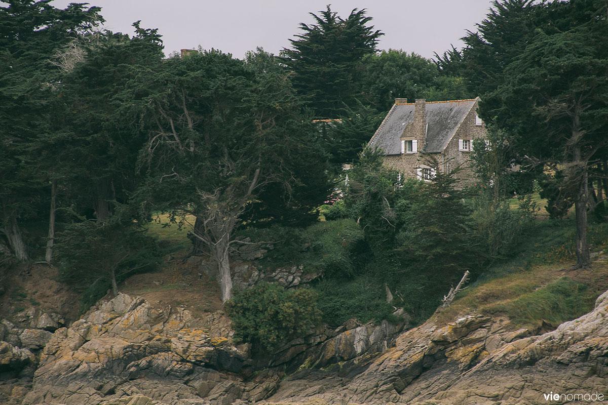 Île d'Ebihens, Bretagne