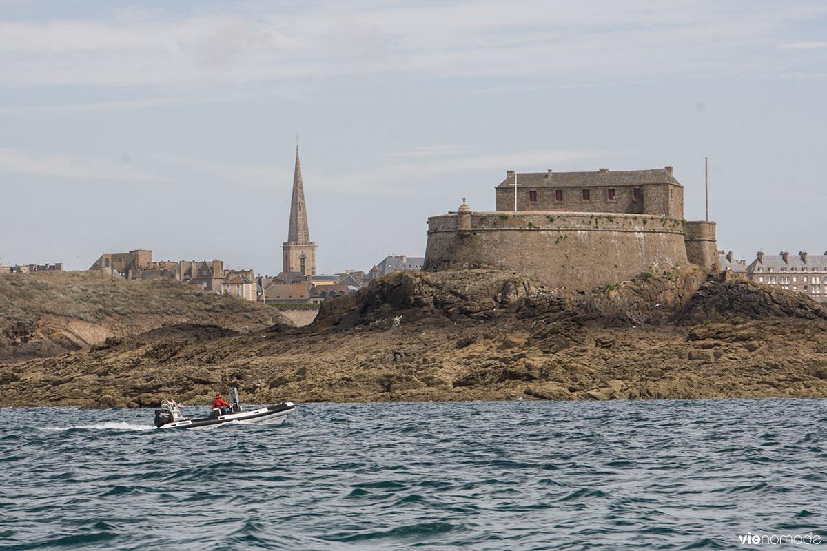 Ile de Be à Saint-Malo