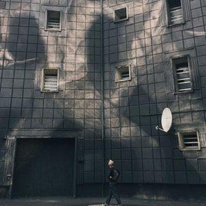 La prison de Nantes, street art