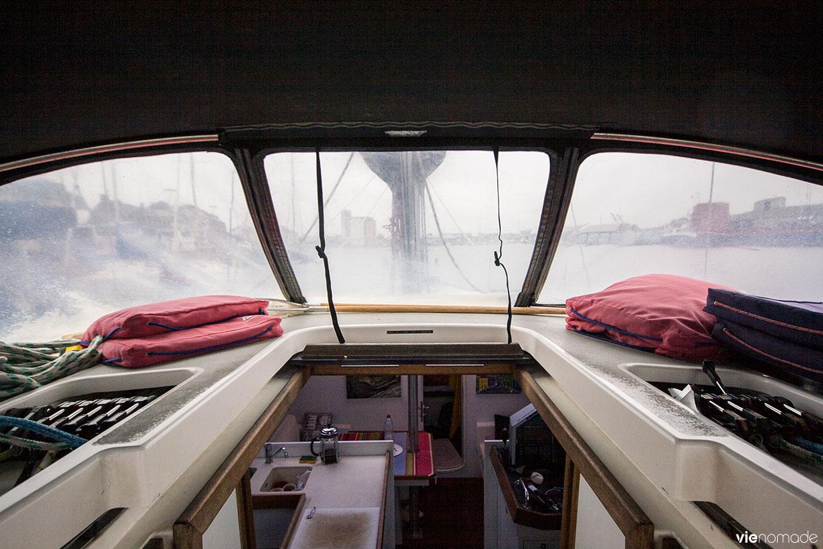 Une croisière en voilier avec Skippair