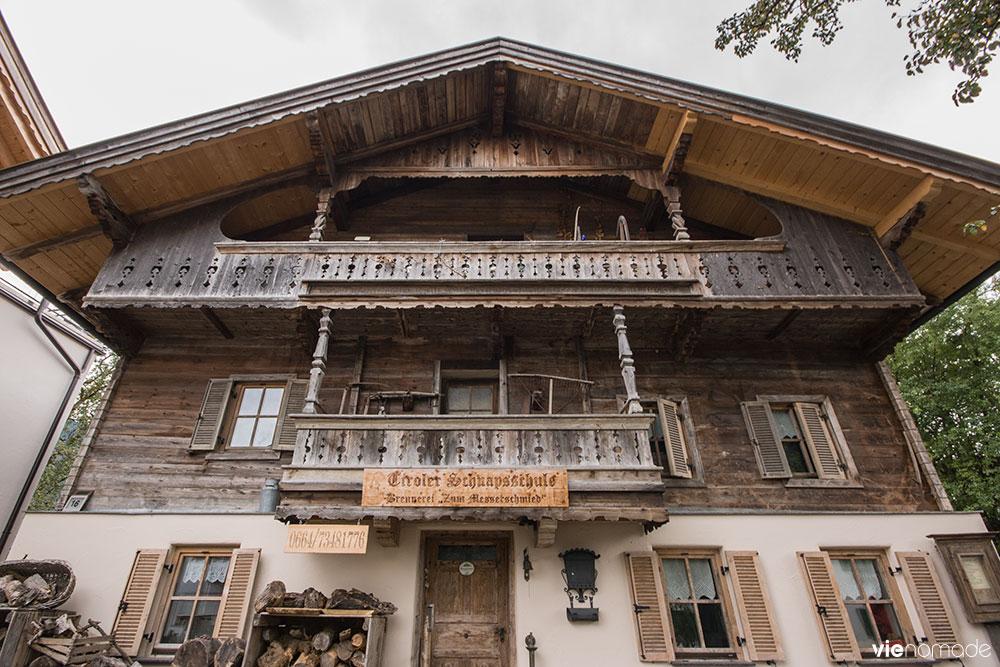 Dégustation de Schnapps à Kufstein: la Tyrolschnapsschule