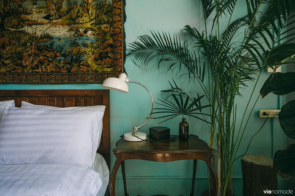 Dormir dans un hôtel insolite à Bangkok