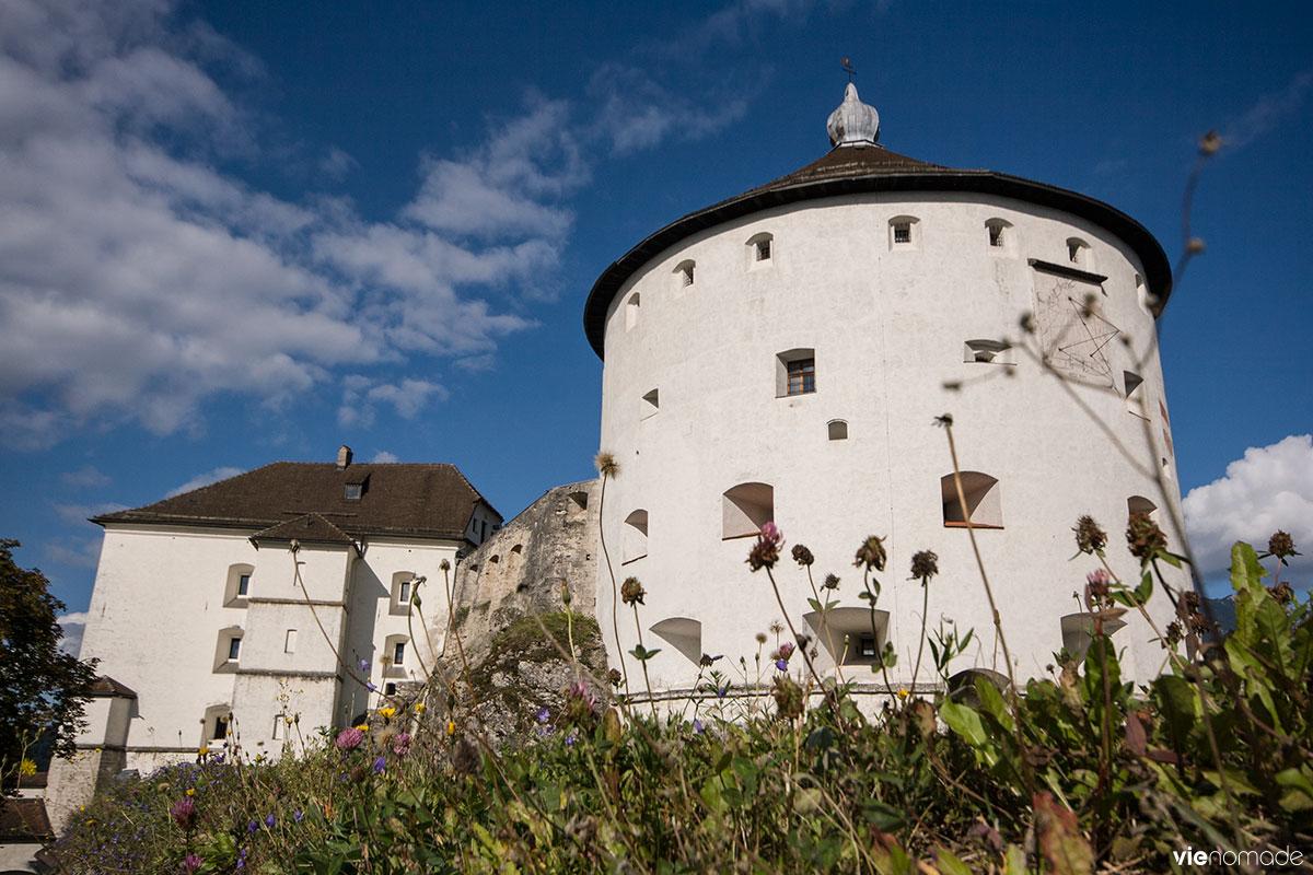 Le château de Kufstein