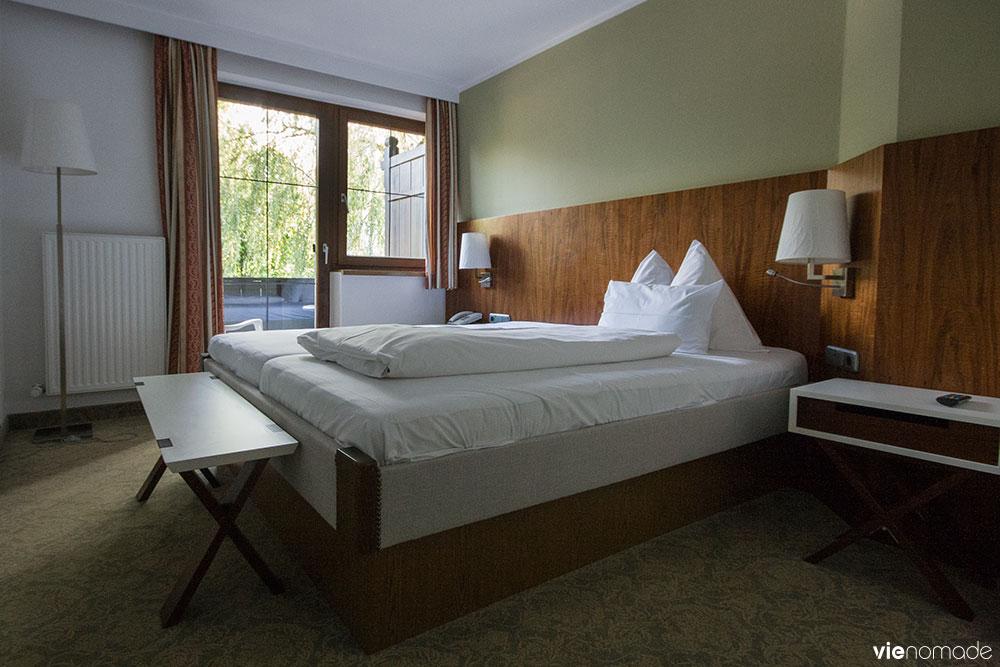 Dormir au Kufstein, Tyrol - L'hôtel Unterwirt