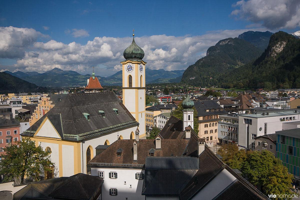 Kufstein, au coeur du Tyrol