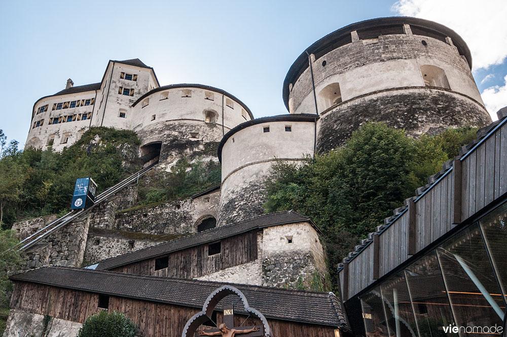 Festung Kufstein, château médiéval