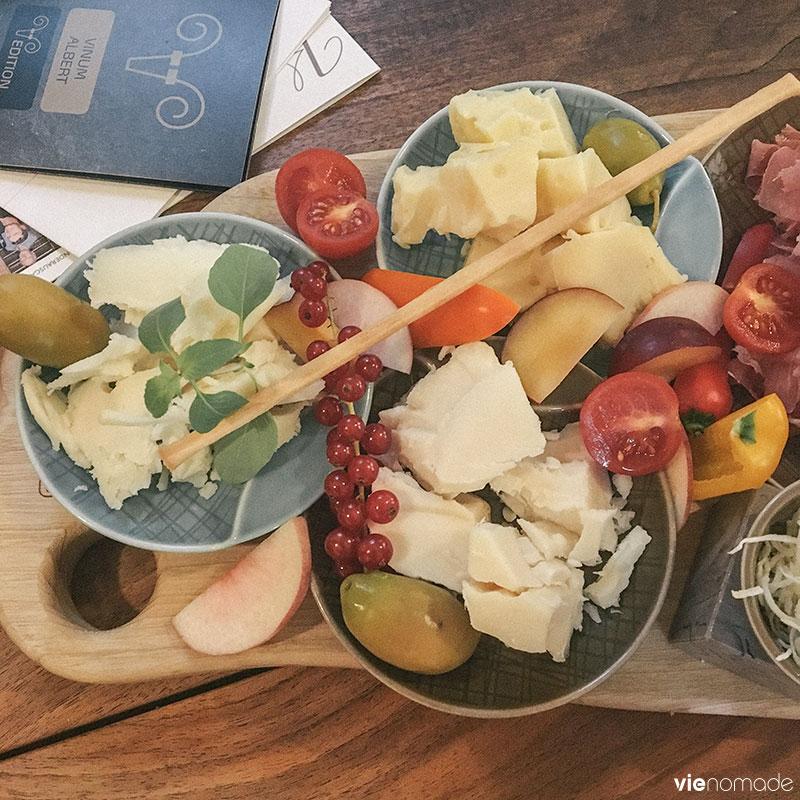 Manger au Kufstein: Bar à vins Cupa à Kufstein