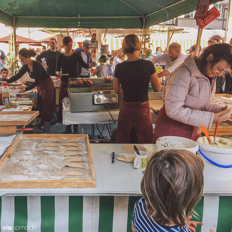 Traditions au Tyrol: la fête de l'Almabtrieb à Kufstein