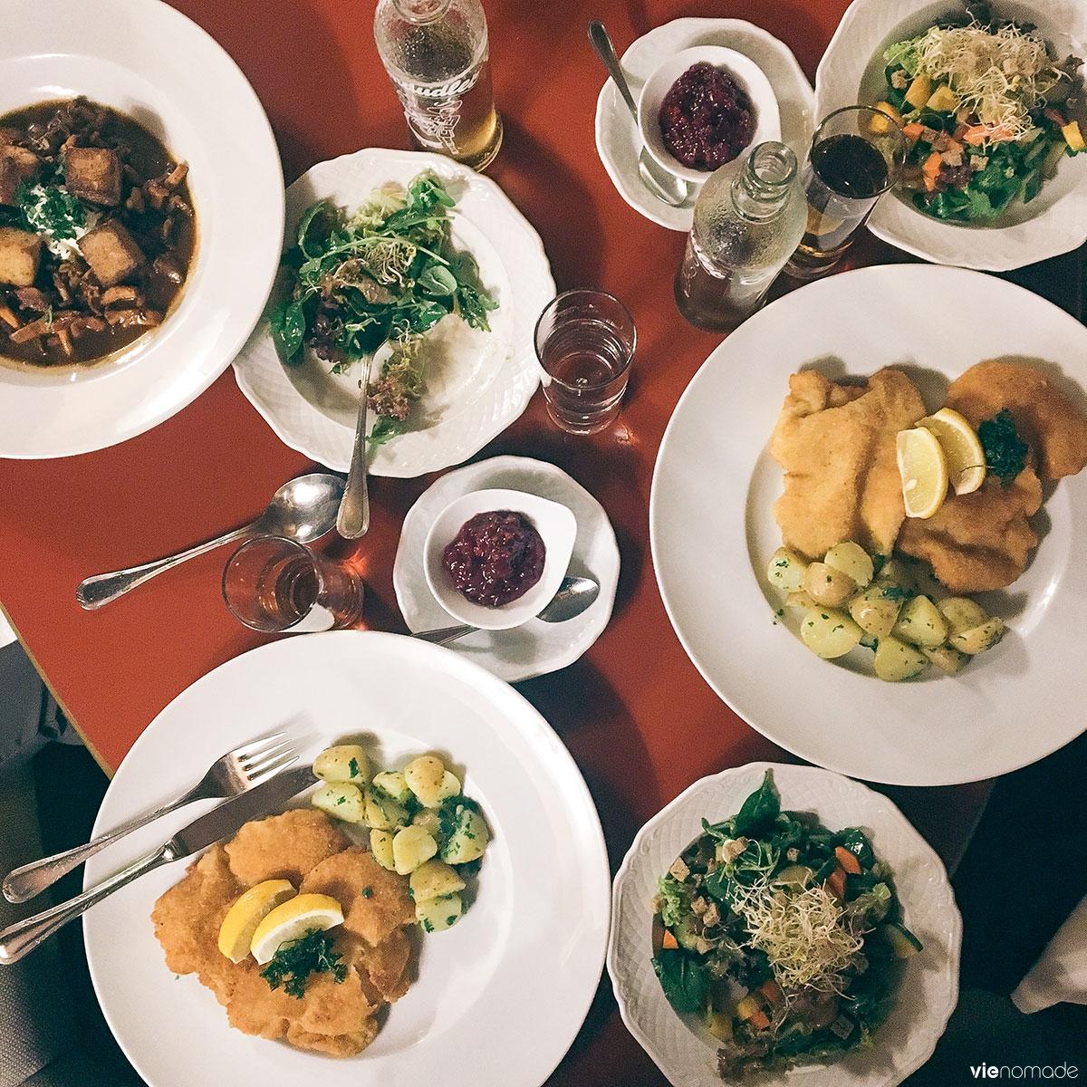 Restaurant gastronomique en Autriche