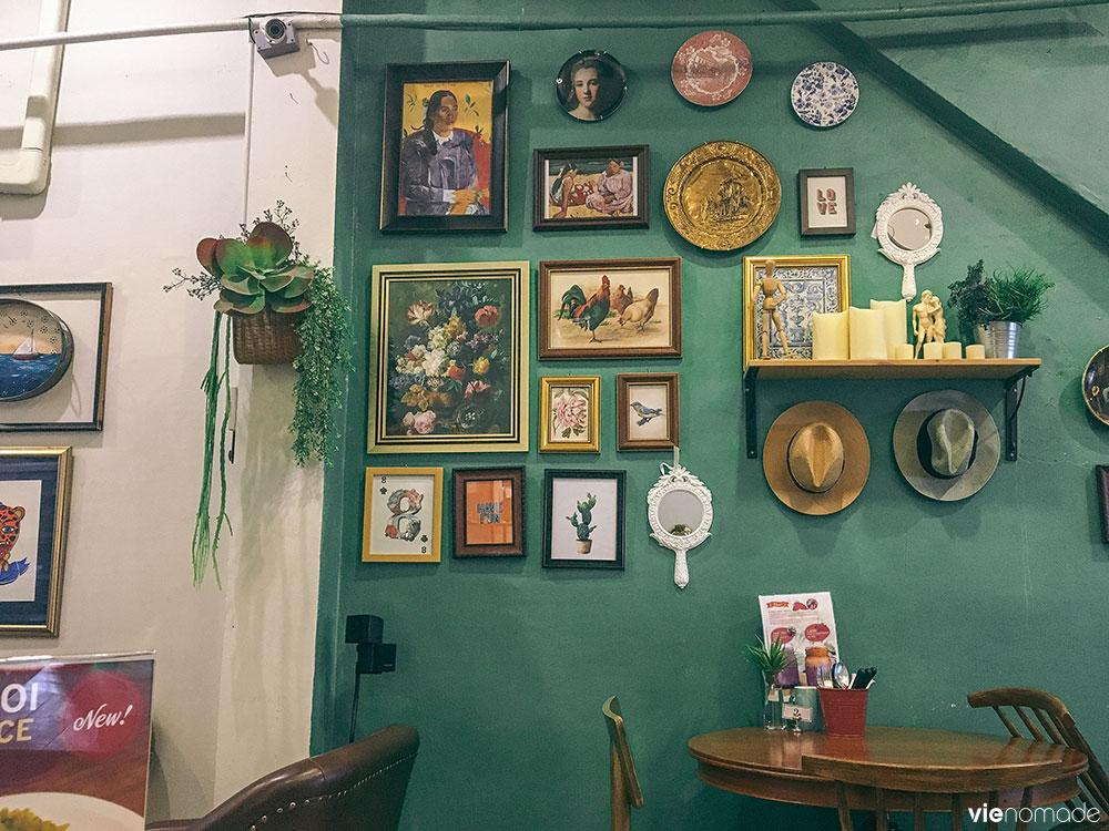 Craft Café à Phra Khanong