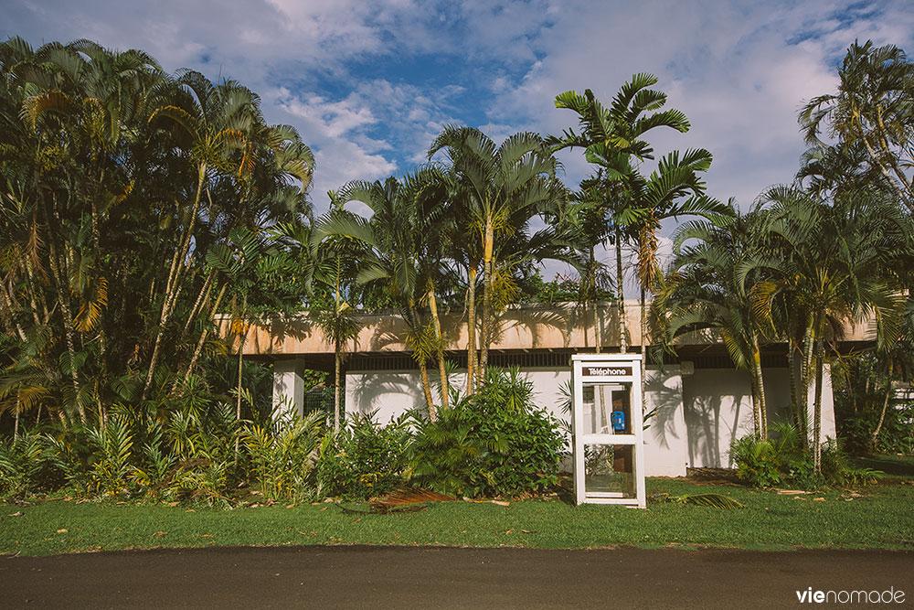 Jardin Botanique de Tahiti